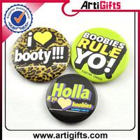 Wholesale metal pins and button badges