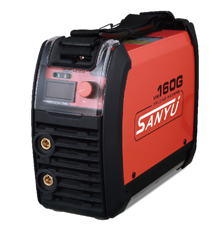 SANYU MMA 200 stick arc welder for metal <strong>welding</strong>