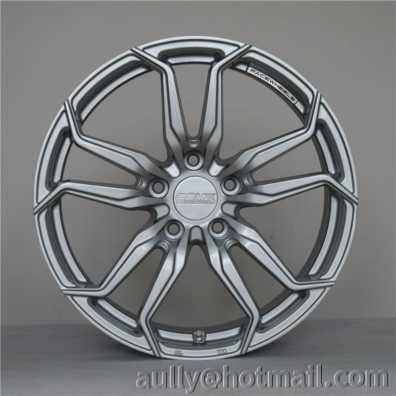 High Performance Structure Alloy Wheels, Factory Wholesale Credit Insurance Auto Parts Semi Forged Alloy Wheel Rim , DOME 102