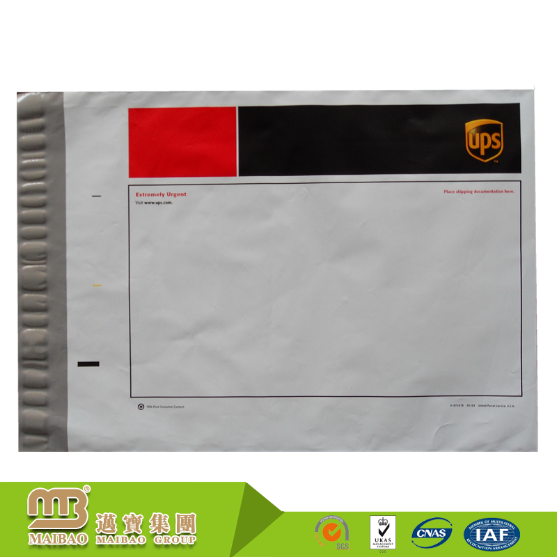 Custom Logo Printed Color Poly Plastic Mailing Packaging Ups Express Bags Mailer Shipping Envelopes