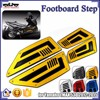 BJ-FOS-YA001 Gold Front and Rear Motorcycle Foot Pegs Footboard Step for Yamaha TMAX T Max 530