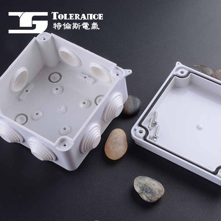 Free sample high quality waterproof pvc conduit electrical junction boxes