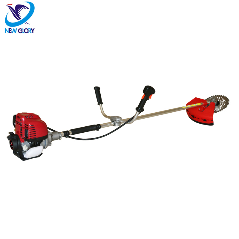 Factory price 4-stroke petrol manual cordless grass trimmer