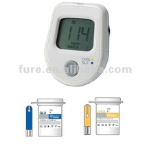 2012 exactly glucose and cholesterol meter