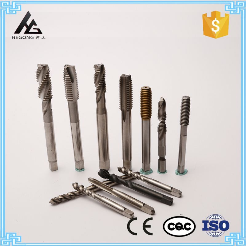 Multi purpose high grade OSG screw tap , other OSG cutting tools also available