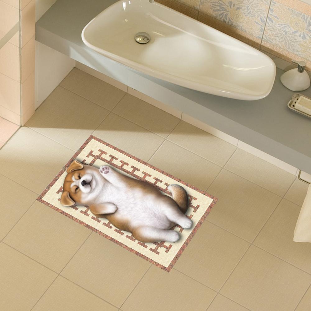 finden sie die besten 3d boden aufkleber für badezimmer hersteller, Badezimmer ideen