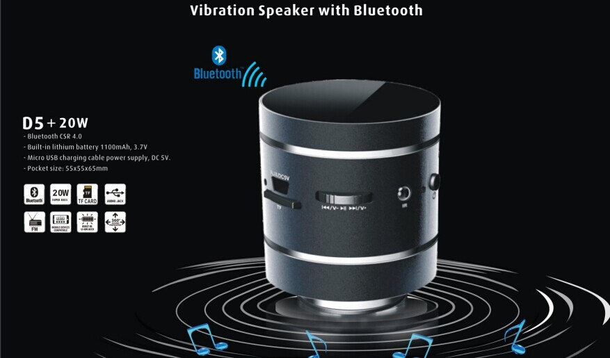 Mobile Phone Use and Mini Special Feature Led Small Speaker