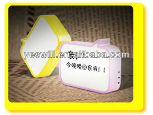 Recording message table LED lamp