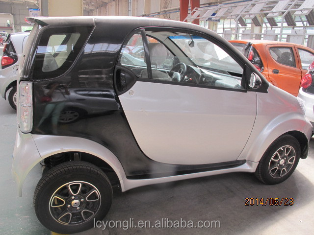 2015 new and popular 2 seats mini electric car for adults