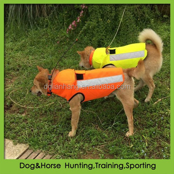c7c2f727e65a8 Safety Jacket For Dogs Sports dogs hunting dogs training wholesale made in  China