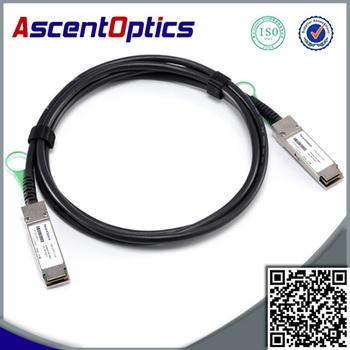 Dac Cable 40g Qsfp To Qsfp Twinax Copper Cable Cisco