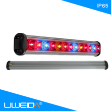 Outdoor led tube wall washer full spectrum 35w IP65 waterproof led grow strip lighting