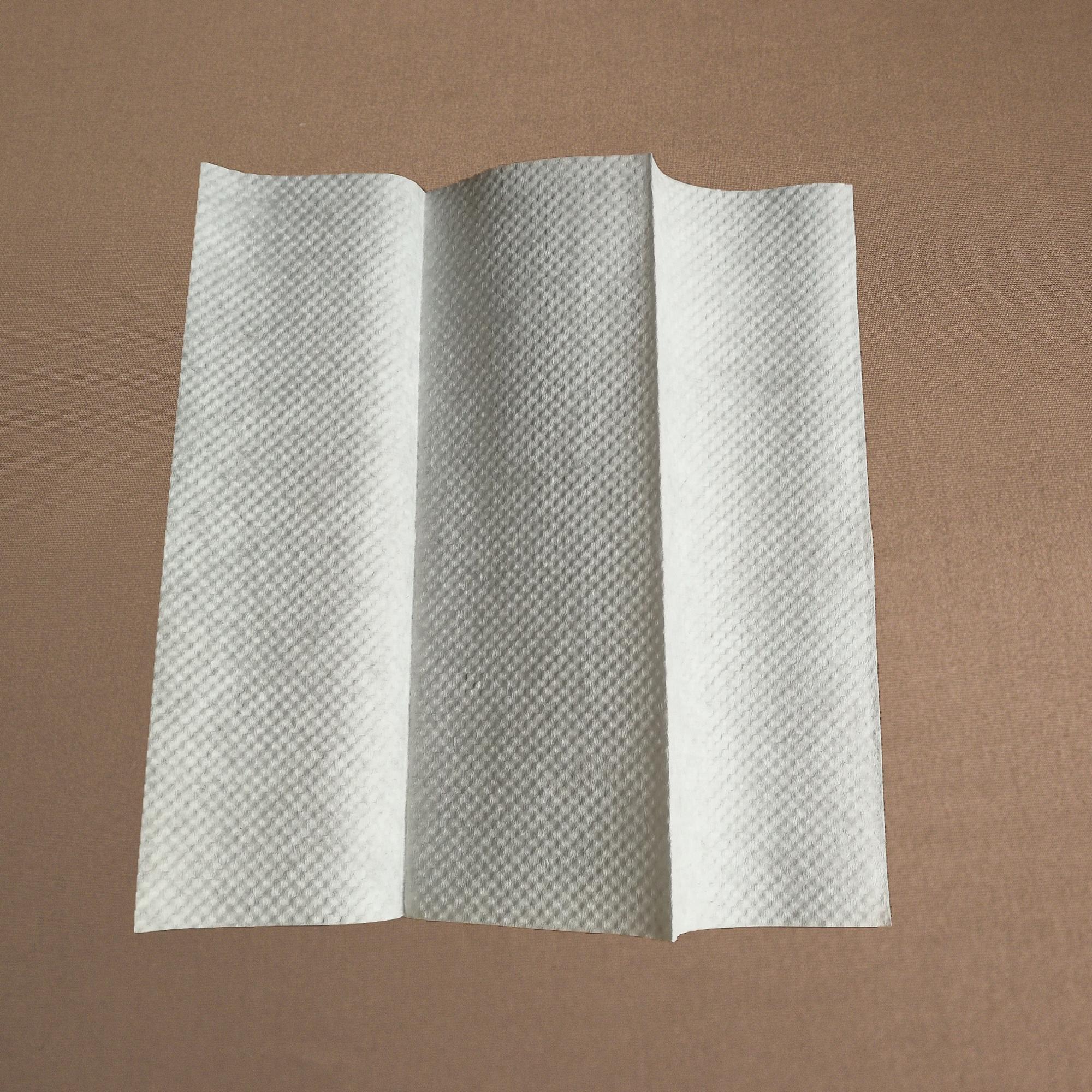 1ply wit gerecycled Z vouw papieren handdoek fabrikant