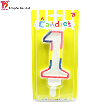 Extra Large Birthday Candles