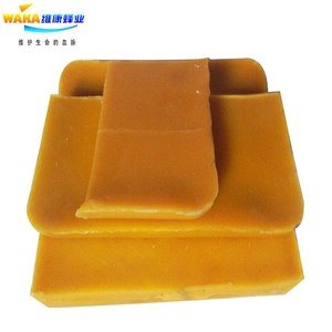 100% refined yellow beeswax supplier