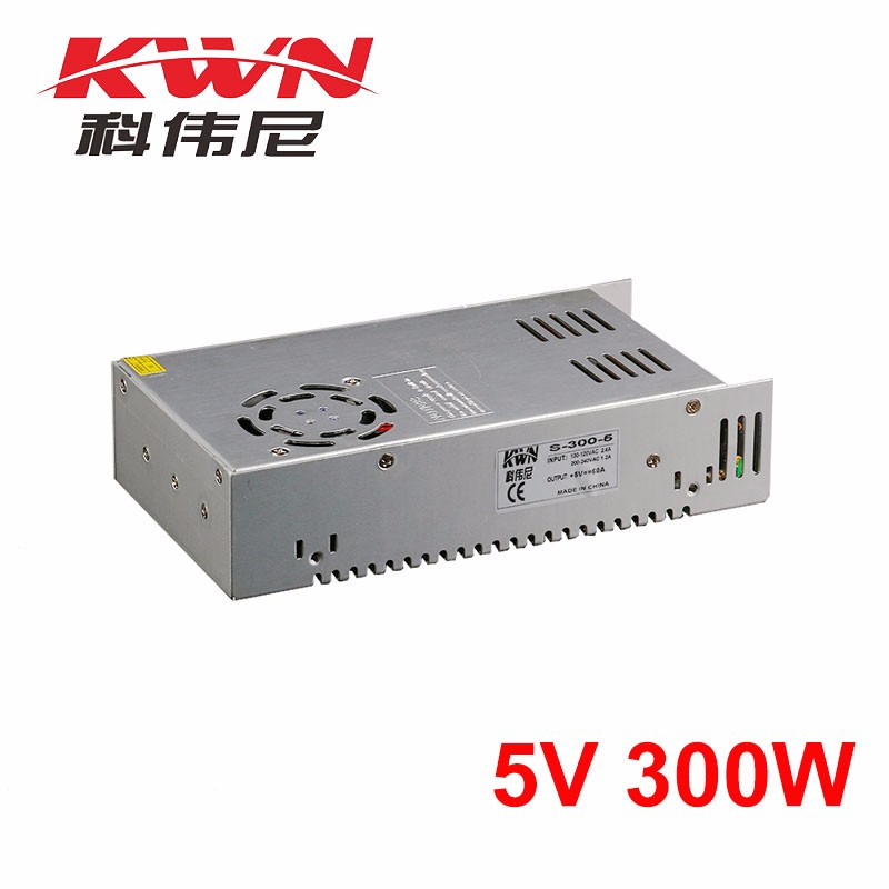 Switch Mode 100w 300w dc 5v power supply for Led Strip Light