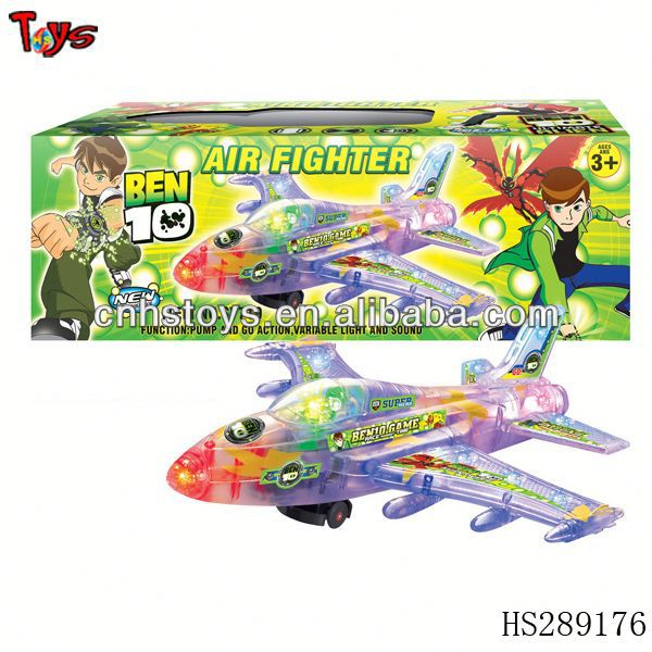 Wholesales BO F16 plane army young boy toy