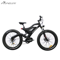 Quality 1000W 48v mid drive motor fat frame electric dirt bike