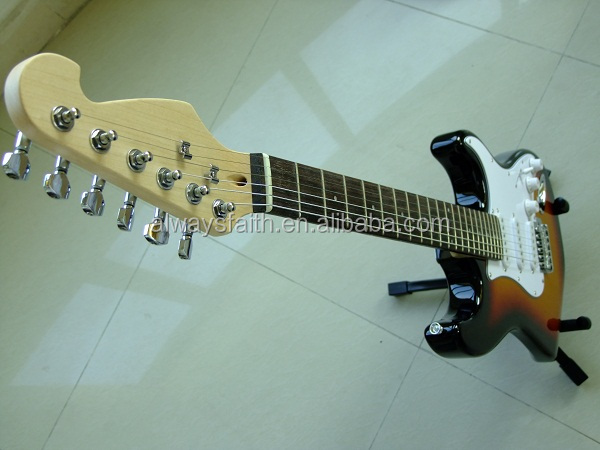 GS201-CSB high quality Giannini more about electric guitar kits
