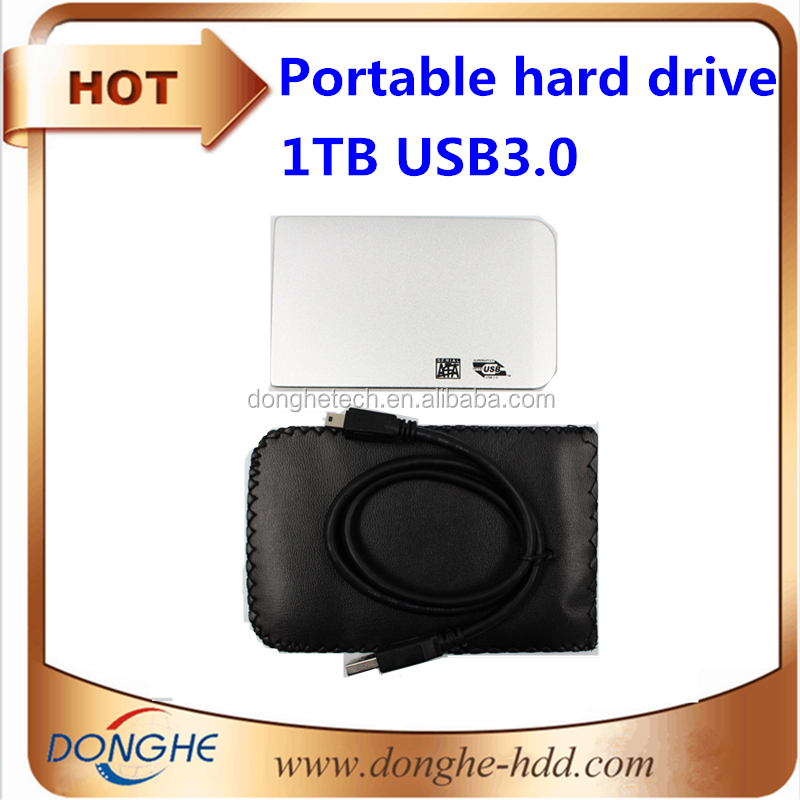 USB3.0 external hdd 1 tb/ wifi portable hard disk