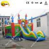 cheap price inflatable combo castle/inflatable jumping house/inflatable bouncy castle with slide for sale