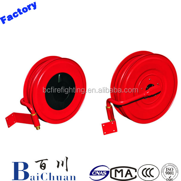 Factory Price Swing Arm Fire Hose Reel