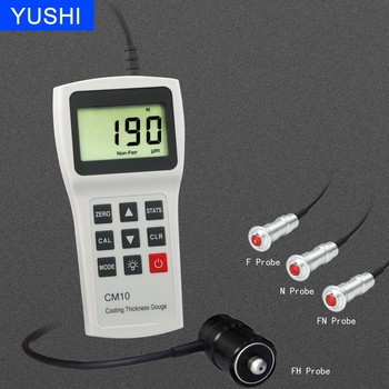 Cm10f Digital Car Painting Thickness Tester Paint Thickness Meter ...