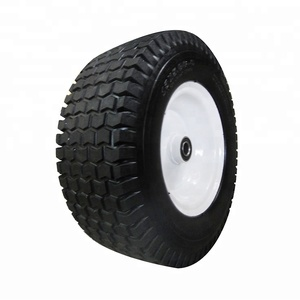 garden beach cart PU foam wheel 13x5.00-6