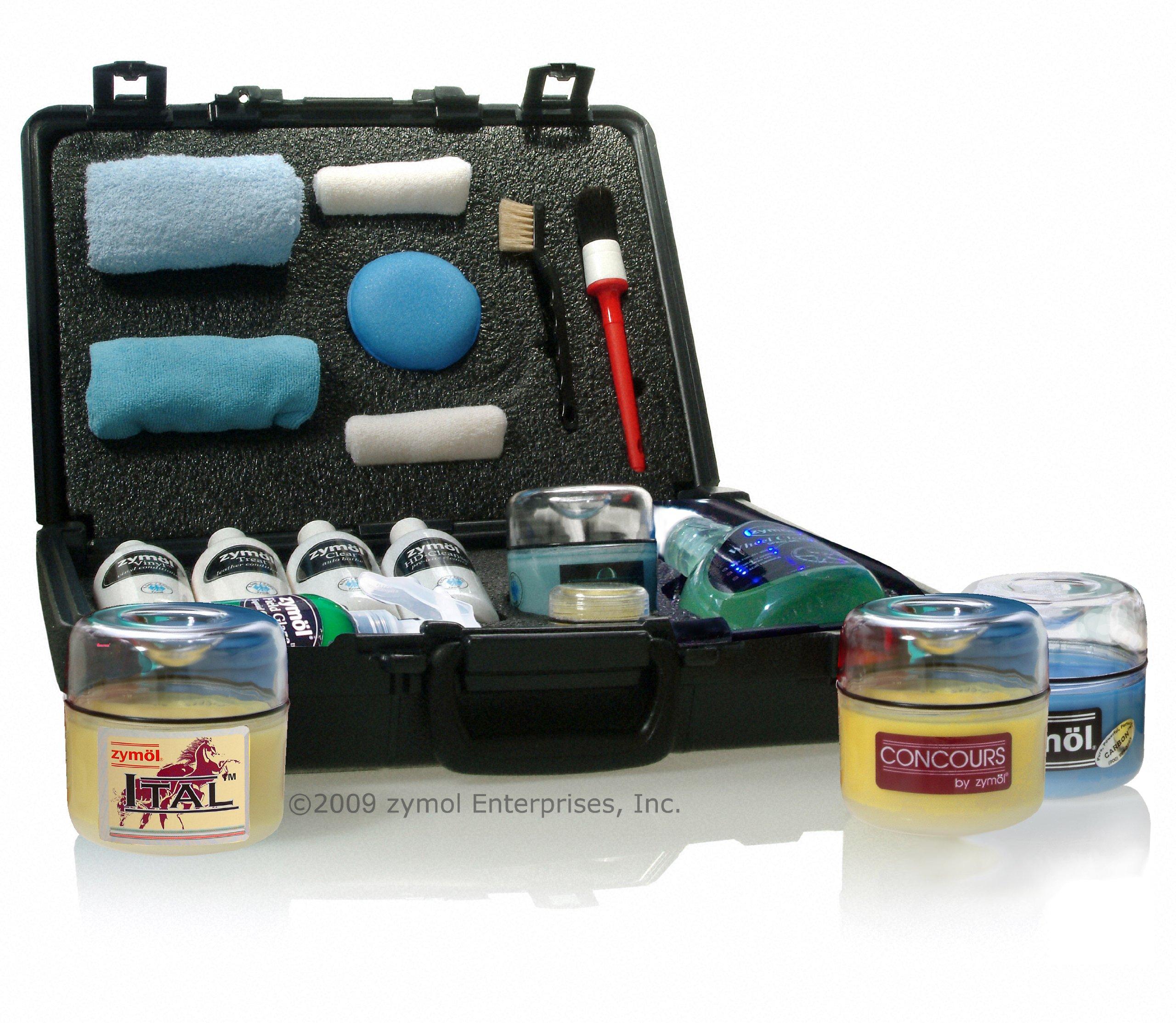 Zymol Glasur Complete Kit