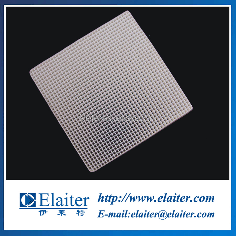 Melted iron ceramic filter, Metal casting ceramic honeycomb filter