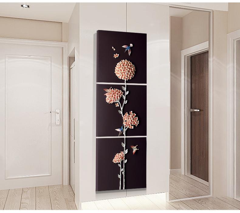 Pintura 3d papeles de la pared decoraci n para el hogar for Decoracion hogar 3d