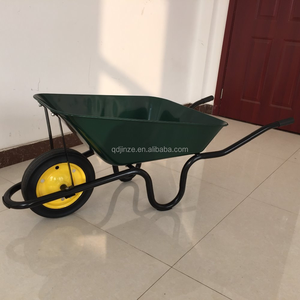 Good quality South Africa WB3800,metal bucket wheel barrow