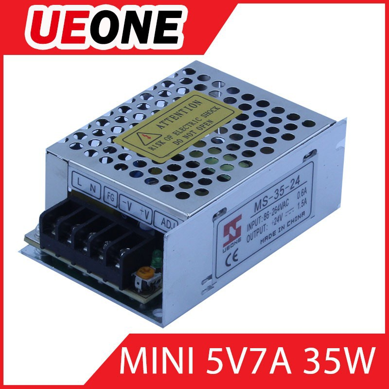 Factory promotion 5V 7A switching power supply 5V3A switch power supply