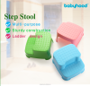 baby step stool,plastic step stool,anti-slip step stool
