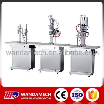 High quality low price aerosol lighter gas filling machine