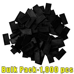 "Darice 1972-10 Plastic Purse Handles 5-1//2/"" U-Shaped-Black 2//Pkg"