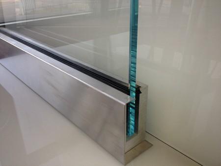 Glas balkon Balustraden neueste innentreppe handlauf design ...
