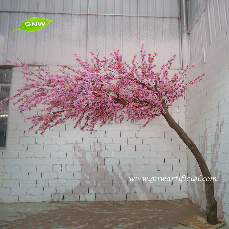 GNW BLS1507-18 fake artificial cherry blossom trees 4m high for ...