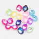 MI Series 3D Nail Art Decoration K9 Glass Rhinestones Point Back Stones