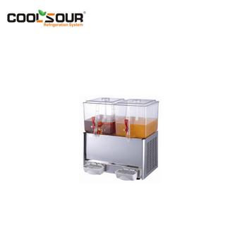 COOLSOUR Brand China Supplier Pleasing cold juice dispenser