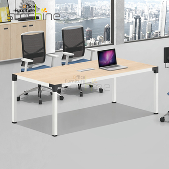 Modern Office Meeting Room Triangle Conference Table Buy - Triangle conference table