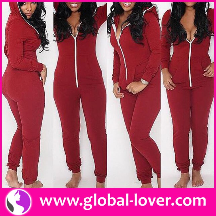 92961518cd Paypal Accept Formal Plus Size Big Womens Sexy Onesie Jumpsuit - Buy ...