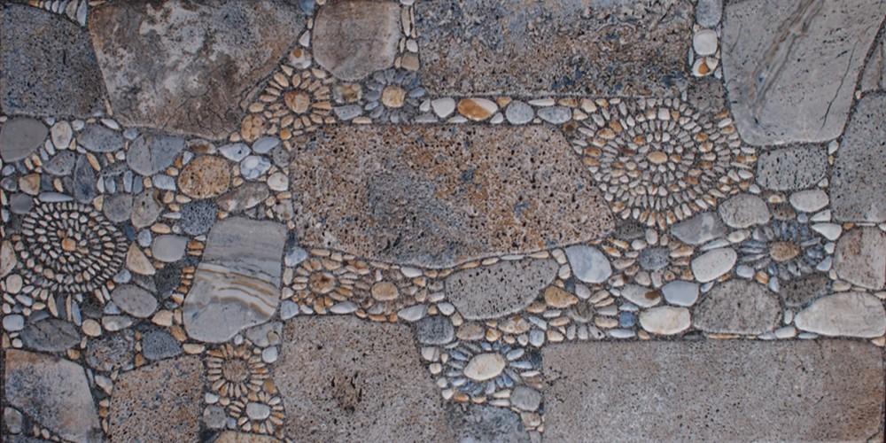 Antideslizante porcel nico esmaltado azulejo de piso de - Piso porcelanico esmaltado ...