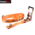 Polyester Car Truck Ratchet Cargo Lashing Belt with Metal Hooks