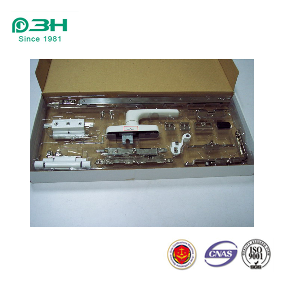 Aluminum Tilt and turn Window and Door Hardware System Accessories