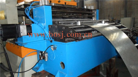 Perforated Steel Cable Tray Roll Making Production Machine