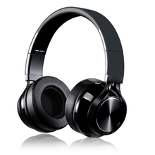 2019 New Design 무선 Bluetooth <span class=keywords><strong>헤드셋</strong></span> Foldable Music 및 마이크 Wireless Headset