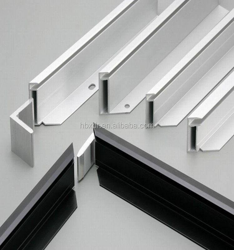 aluminium profile led billboard making material anodized aluminum frame