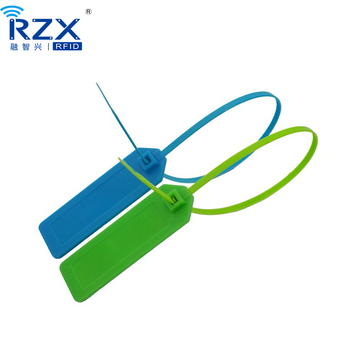 006df3980499 UHF Long Range PP Material One-time Use RFID RF Cable Tie Tag With Self