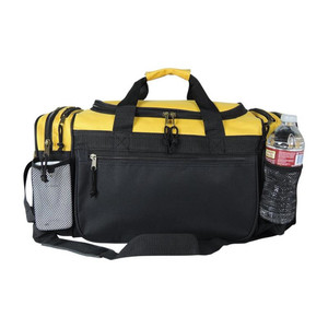 600D Polyester Travel Gym Sport custom cheap Duffle Bag For Sale